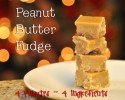 Peanut Butter Fudge copy