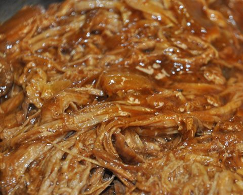Crock Pot Honey Barbecued Pork