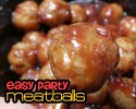 Easy Meatballs copy