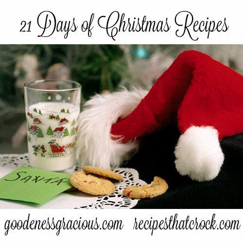 Christmas Recipes Gooseberry Patch