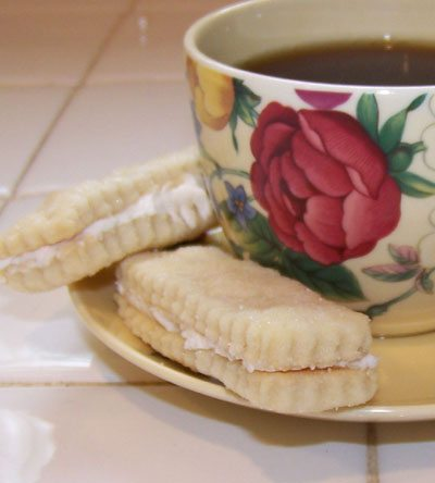 Cream Wafers