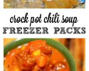 Chili Soup Freezer Packs
